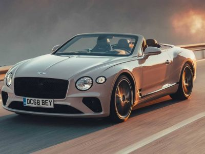 Are You Ready For The Tweed Fabric Top Styling Of 2020 Bentley Continental Gt Convertible?