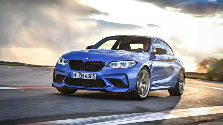 Luxury Car Watch: What To Expect From BMW M2 CS?