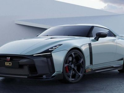 The New Nissan GT-R50 by Italdesign