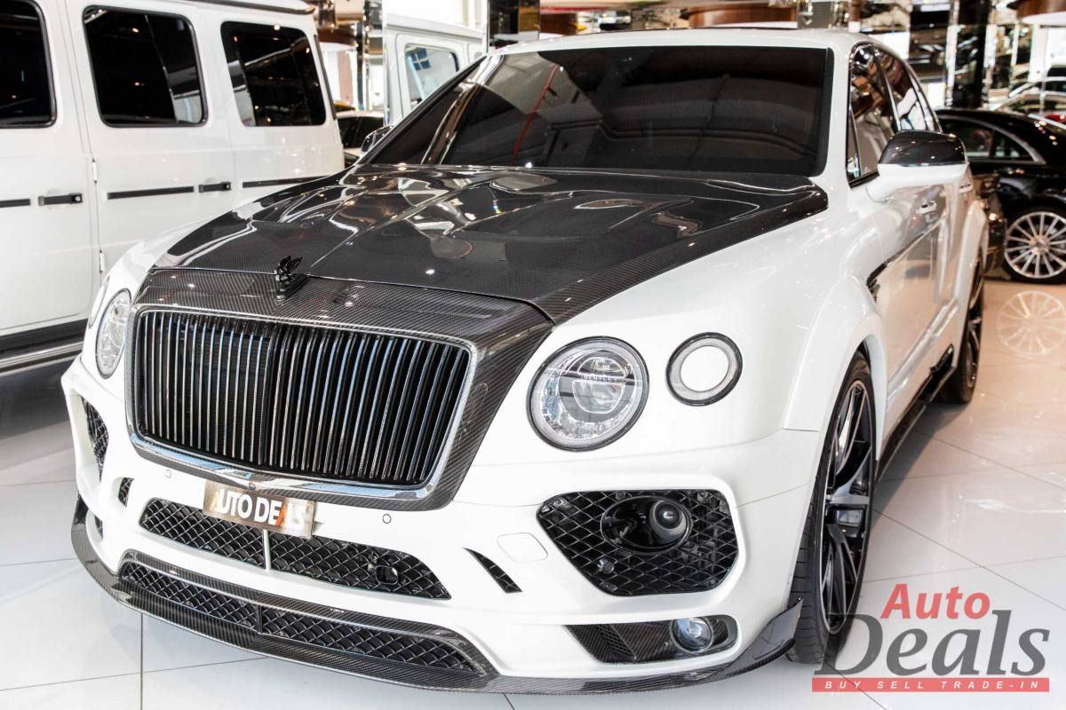 Bentley Bentayga Mansory Auto Deals