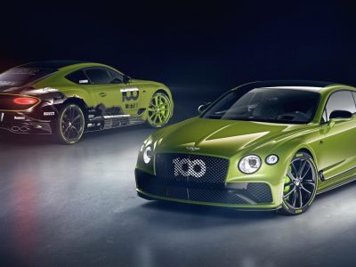 Limited Edition Bentley Continental GT: Pikes Peak