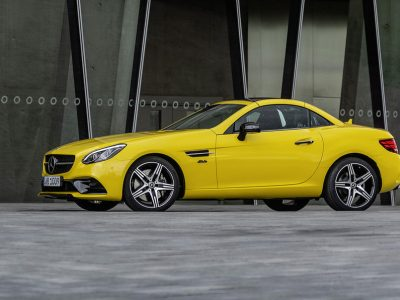 Mercedes-Benz SLC Final Edition : Prices unveiled