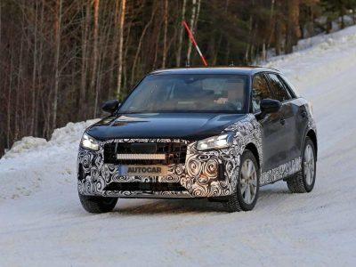 AUDI Q2 : Audi's smallest SUV