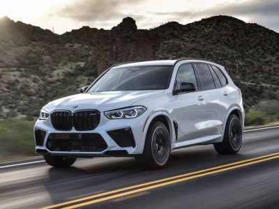 The All new Super SUV BMW X5 M 2020