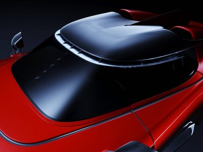 Take a Look at the Luxurios and Exotic Ferrari Monza Coupe
