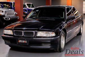BMW 750 L7