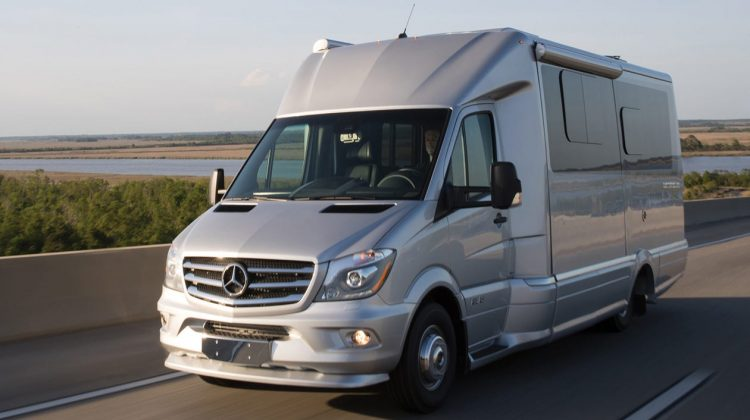 MERCEDES-BENZ SPRINTER BY AIRSTREAM – ATLAS RV 2020