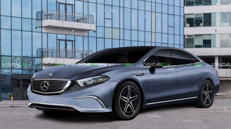 Mercedes-Benz EQE Is Coming To Try To Dethrone Tesla Model S