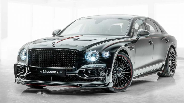 BENTLEY FLYING SPUR MANSORY 2020 6.0L ENGINE
