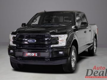 FORD F150 LARIAT ECOBOOST