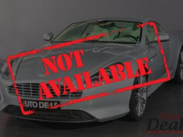 ASTON MARTIN DB9 Q EDITION