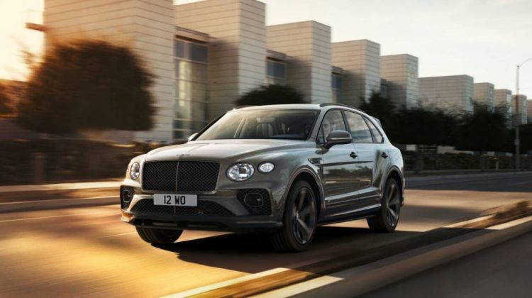 Latest Bentley Bentayga SUV Excels In Any Environment