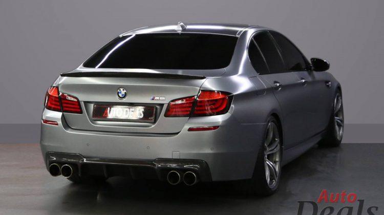 BWM M5 | 2012 | GCC SPECS