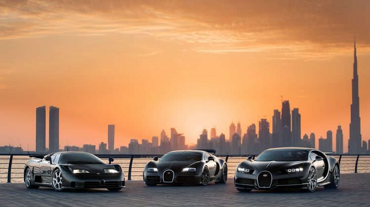 Top 10 Luxury and Sports Cars Available in Dubai, UAE
