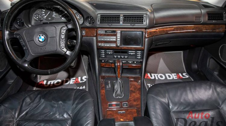 BMW 750 L7 | 1997 | 1 OUT OF 800