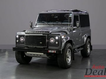 LAND ROVER DEFENDER 90 | 2015