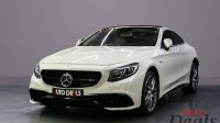 MERCEDES BENZ S 550 COUPE   2016