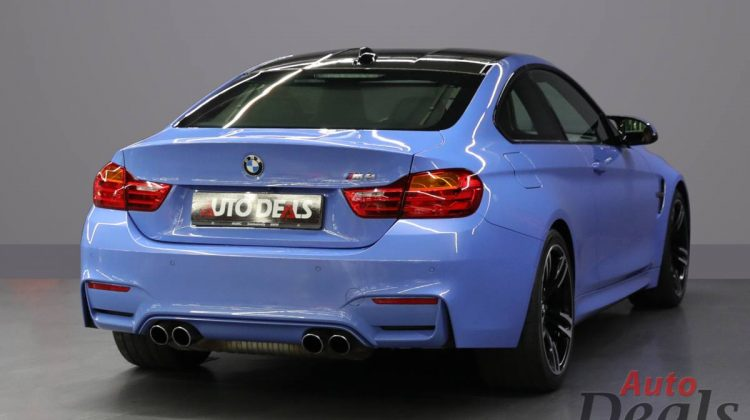 BMW M4 COUPE | 2014