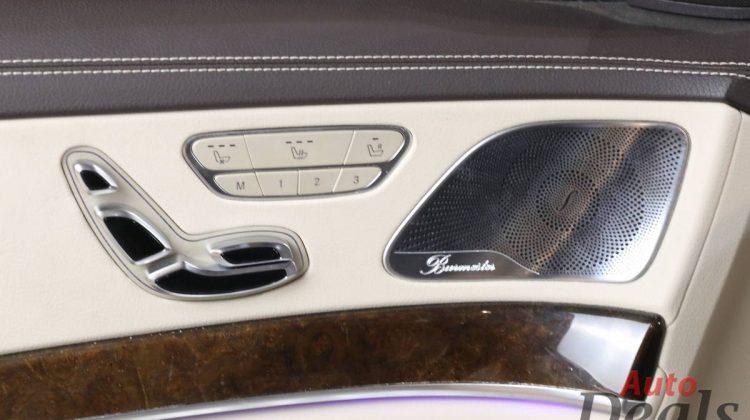 MERCEDES BENZ S 550 4MATIC LWB | 2016