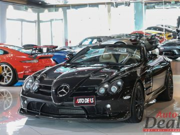 MERCEDES BENZ SLR MCLAREN ROADSTER – 722 S KIT