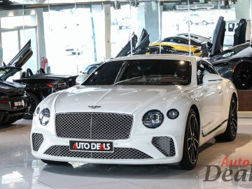 BENTLEY CONTINENTAL GT W12 | 2019 | GCC