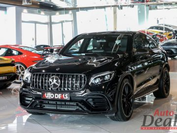 MERCEDES BENZ GLC 63 S AMG COUPE 4MATIC+ | 2019 | GCC SPECS | UNDER WARRANTY