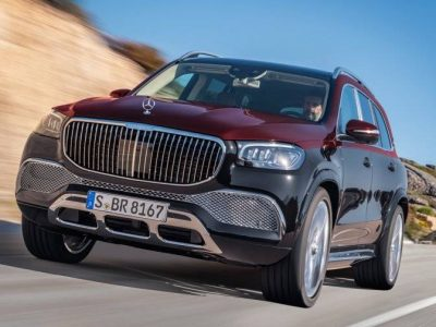 All New Mercedes-Maybach GLS Will Blow Your Mind