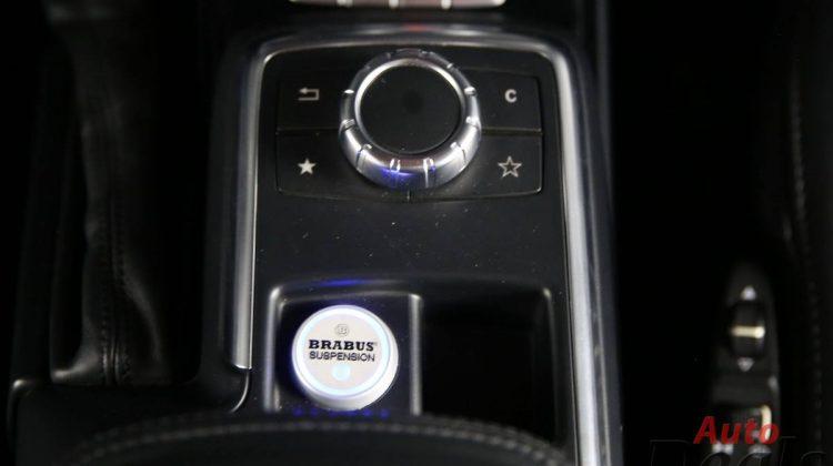 MERCEDES BENZ G800 BRABUS