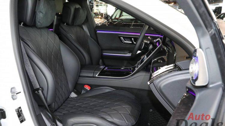 MERCEDES BENZ S500 4MATIC