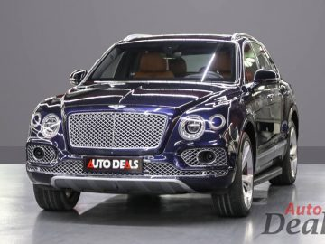 Bentley Bentayga Signature Edition | 2017 | GCC