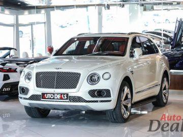 Bentley Bentayga Signature Edition | 2017 | GCC