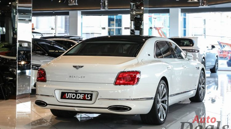 BENTLEY FLYING SPUR W12 FIRST EDITION