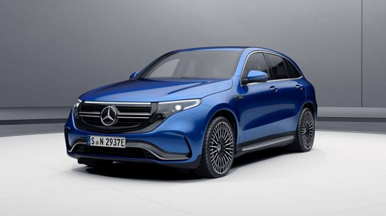 All New Mercedes-Benz EQC Electric | Advance Electrifying Informations