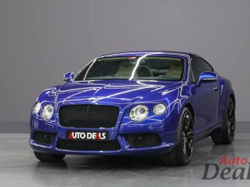 BENTLEY CONTINENTAL GT V8 | 2013 | GCC