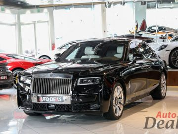 Rolls Royce Ghost EWB 2021 | GCC | Brand New | Warranty Till 2024