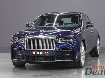 Rolls Royce Ghost 2021 | GCC | Warranty Till 2024