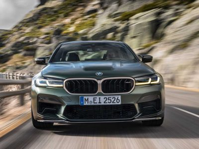 What's new with 2022 BMW M5 CS the Super Sedan