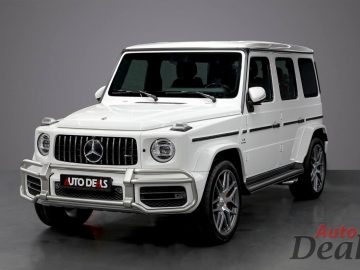 Mercedes Benz G63 AMG | Under Warranty