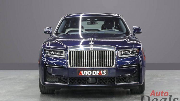 Rolls Royce Ghost 2021 | GCC | Warranty Till 2024