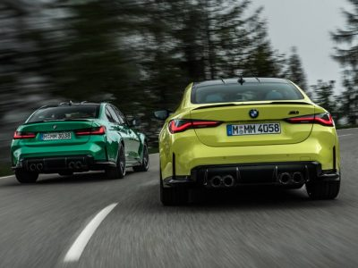 BMW M3 & M4 2021-Performance Sedans Are Ready to Be On The Road Now