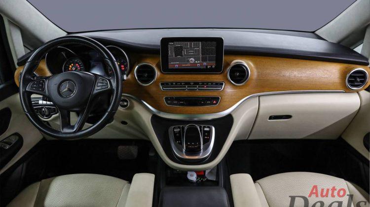 Mercedes Benz V250 OKCU Design VVIP