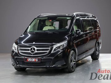 Mercedes Benz V250 OKCU Design VVIP