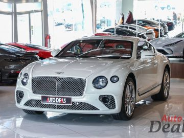 Bentley Continental GT W12 | 2020 GCC Warranty Till Dec 2022