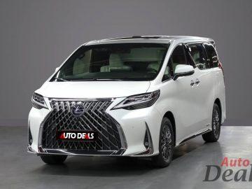 Lexus LM 300H 2021 | Brand New