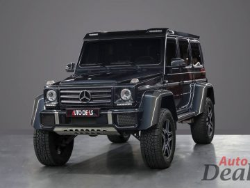 Mercedes Benz G 500 4×4² 2016 | GCC Low Mileage
