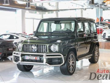 2021 Mercedes Benz G63 AMG | GCC | Brand New | Under Warranty