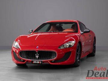 Maserati GranTusrisno Sport MC Sportine