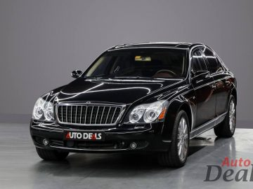 Maybach 57S | GCC | 2009 Model