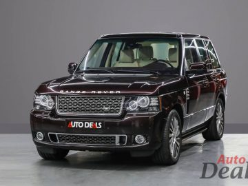 Range Rover Autobiography Ultimate Edition | GCC | 2012 Model