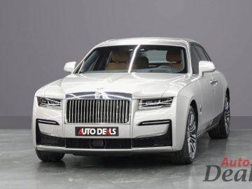 ROLLS ROYCE GHOST 2021 Brand New | GCC Warranty Till Nov 2024